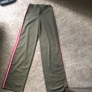 Pants - High waisted flare pants